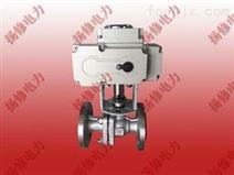 YX-10-1精小型不锈钢系列电动球阀