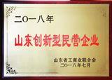 山东省创新型民营企业