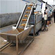 GB-1000-KFC薯条生产线 速冻薯条生产线 薯条加工成套设备 多年经验技术成熟