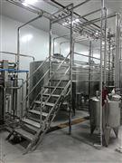 RCGF小瓶果汁灌裝機設備