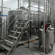 全自动果汁/茶饮料/碳酸饮料灌装生产线