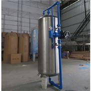 钦州蒙山厂家直销井水前置过滤器 华兰达不锈钢井水除铁猛过滤器