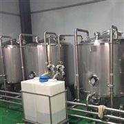 多功能食品加工设备汽水饮料灌装生产线