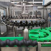 全自动易拉罐饮料灌装生产线
