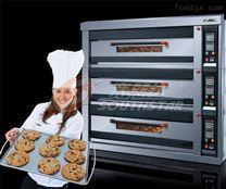 豪华烤箱三层九盘赛思达*