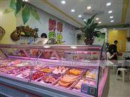 广州熟食店展示柜尺寸有哪些规格的