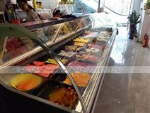 无锡2米熟食展示柜大致要多少钱一台