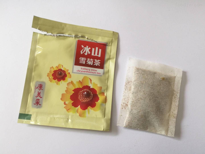 袋中袋茶叶代用茶量杯计量自动包装机