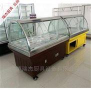 ssg-上海不銹鋼熟食展示柜廠家
