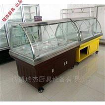上海不锈钢熟食展示柜厂家