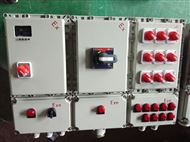 BXMD防爆照明動力配電箱/防爆控制箱