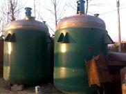 转让二手0.5吨不锈钢反应罐