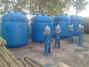 厂家出售二手4000L搪瓷反应罐
