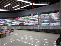 深圳大型超市冷柜风冷和直冷哪个好