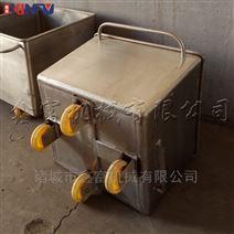 供应直销食品机械 不锈钢料斗车 质优价廉