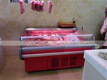 浙江超市猪肉柜一台2米长要多少钱