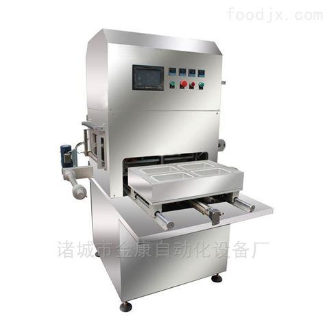 蔬菜肉类盒式气调包装机