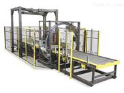 高明全自动六面缠膜机robopac裹包机械厂