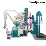 碾米机成套大米加工设备