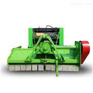 玉米秸秆收割粉碎打捆机