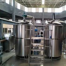 美式精酿啤酒设备厂家报价设备保修10年以上