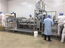 軟格華夫蛋糕生產線