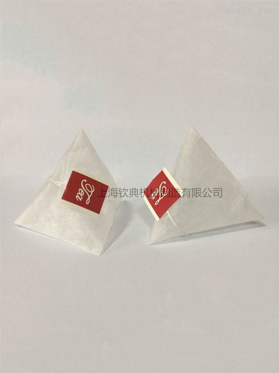 玫瑰花枸杞冰糖组合三角包茶叶包装机