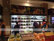南昌超市立式风幕柜大致价位是多少
