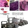 红薯脆片真空油炸机  紫薯条vf低温脱水设备