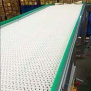 食品级白色塑料网带不锈钢输送线