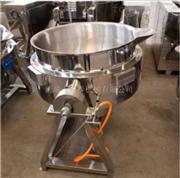 500L燃氣可傾斜夾層鍋