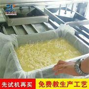 中科圣创自动豆腐机厂家  大型豆腐加工设备