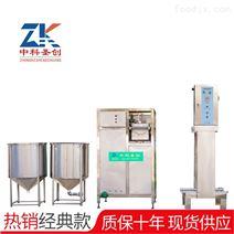 中科圣创全自动豆腐干机器 四川牛皮豆干机