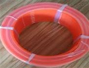 聚氨酯红色PU圆输送带
