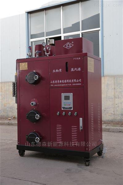 食品厂全自动小型免检生物质蒸汽发生器