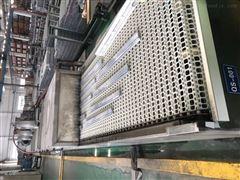 S型不锈钢网带输送流水线设备