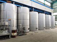 加工定制1-10吨不锈钢酒精储罐 各种型号
