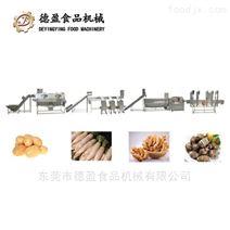 土豆蘿卜根莖類蔬菜加工生產線