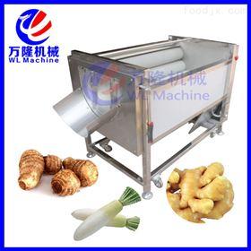 QC1-1土豆,紅薯山藥香芋根薯類清洗加工流水線,