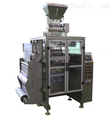 全自动白糖颗粒多列包装机