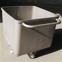 专供不锈钢肉料车 200L标准桶车 生产批发