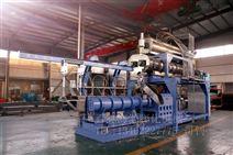 水产饲料膨化机 鱼饲料生产线