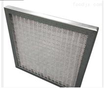 镀锌框金属铝网初效过滤器