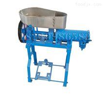 小型仿手工杂粮米线机家用多功能米粉机