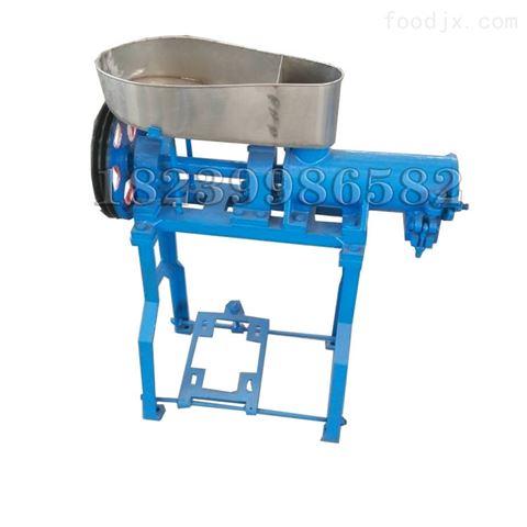 六安小型米线机厂家 多功能米粉机 粉丝机