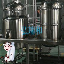 鲜奶生产设备-鲜奶吧设备-乳制品加工生产线