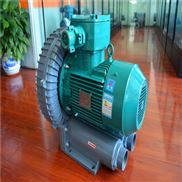 气体输送专用防爆风机/2.2千瓦防爆旋涡气泵