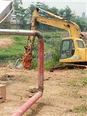 挖机安装排沙泵,泥沙泵,吸沙泵