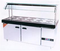 冷柜售賣臺