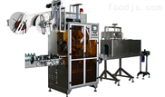 SRL-550型瓶装水自动收缩膜套标机